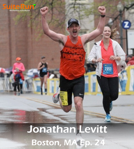 24 | Boston, MA with Jonathan Levitt: Running In Beantown