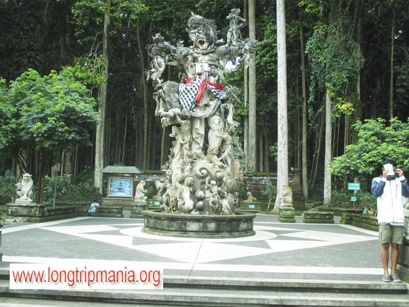 Inilah 10 Tempat Wisata Sekitar Sangeh Monkey Forest Bali