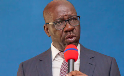 Obaseki Speaks Against Vote-buying, Points Finger At Security Agents #EdoDecides2020