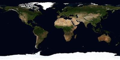 Proses Pembentukan Muka Bumi Lengkap