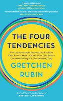 The Four Tendencies by Gretchen Rubin book cover