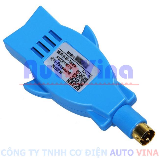 Cable wifi-SC09-FX, cable PLC wifi-FX Mitsubishi thay thế cho cable USB-SC09-FX