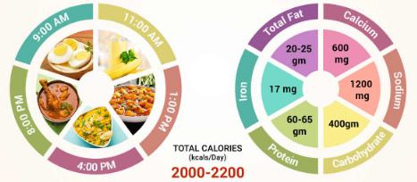 fast weight gain diet plan 5kg in 5 days