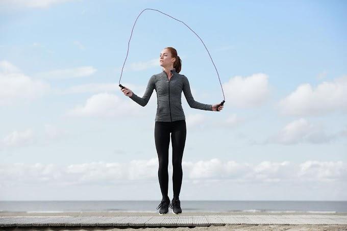 5  Kebaikan Luar Biasa Main Lompat Tali (Skipping). Jom Follow!