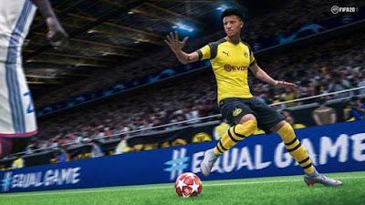 لعبة فيفا 2020 FIFA للكمبيوتر برابط مباشر وتورنت