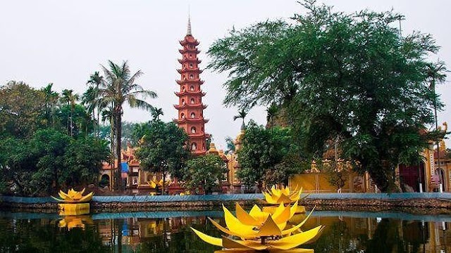 2 Vietnamese temples are in the top of the world-class Buddhist architecture