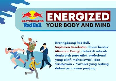 Minuman Suplemen Kesehatan Kartingdaeng Red Bull