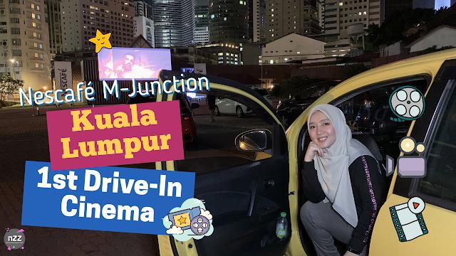 Nescafé M-Junction: Kuala Lumpur 1st Drive-In Cinema