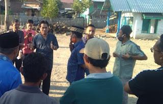 Walikota Janji Percepat Pengurusan Pengalihan Aset Pemkab Bima di Lingkungan Jatiwangi