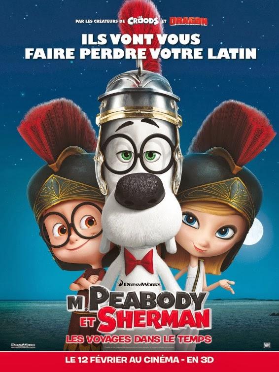 Mr Peabody And Sherman Ganzer Film Deutsch