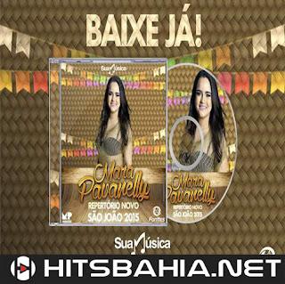 BAIXAR CD – Mara Pavanelly – Repertório São João 2015 download grátis