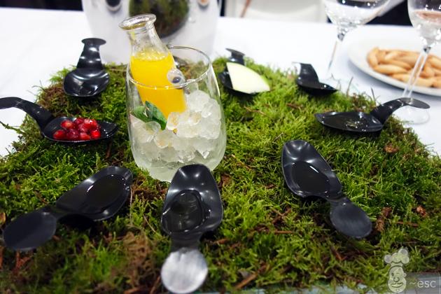 Gastrococtelería creativa con aceites de oliva premium: los cockt-oils