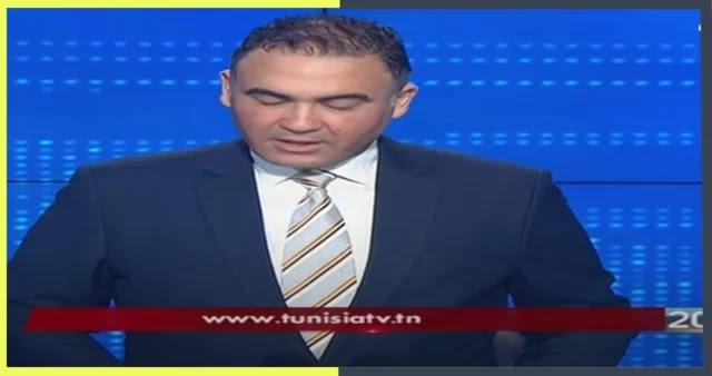مقدم نشرة أخبار القناة الوطنية إقبال الكلبوسي يتعرض لأزمة قلبية (فيديو)