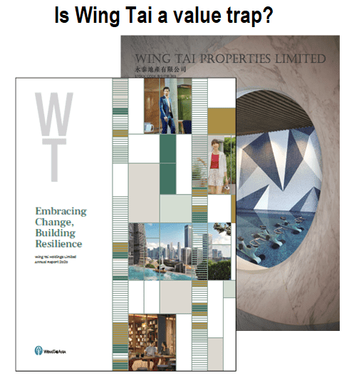 Is Wing Tai a value trap?