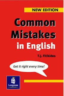 Common mistakes in English in pdf ebook Download