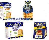 Logo Brioche Pasquier : vinci gratis un pacco di prodotti