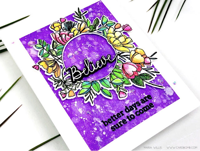 #art, #cardbomb, #cards, #copicmarkers, #copics, #craft, #create, #creative, #danielsmith, #danielsmithwatercolors, #diy, #ink, #maria willis, #paper, #papercraft, #pinkfreshstudios, #stamp, #watercolor,