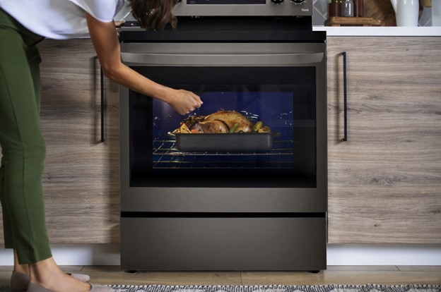 LG InstaView Electric Oven