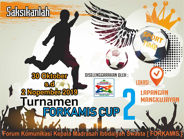 Forkamis Cup ke 2 Siap Digelar Bulan ini, Berikut Jadwal Pertandingan dan Tim yang Mengikuti