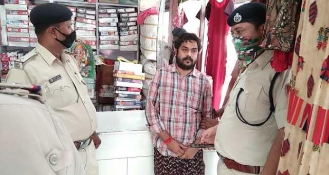 बड़ी खबर:राजेंद्रनगर आरपीएफ ने एक एजेंट से 1 लाख 44 हजार 492 रूपए के ई-टिकट बरामद, एजेंट गिरफ्तार