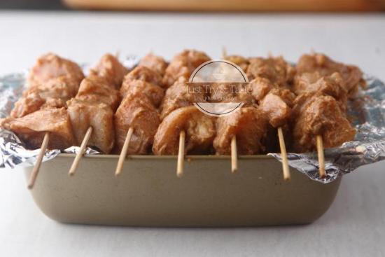 Resep Chicken Tikka Masala JTT