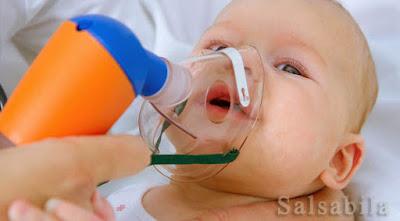 bayi batuk berdahak