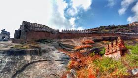 Shivgange Fort, Karnataka