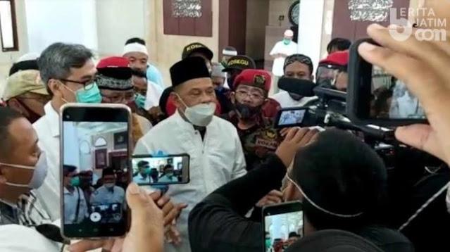 Mantan Panlima TNI Jenderal Purn Gatot Nurmantyo. [Beritajatim.com]