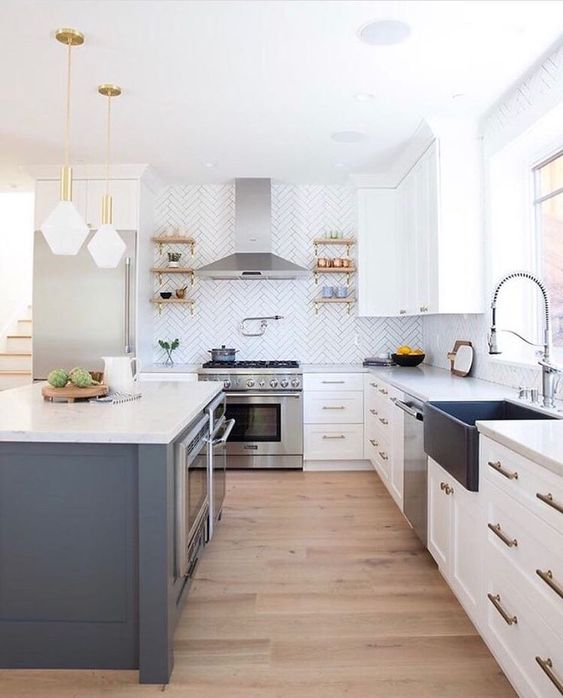 decorating ideas for behind a corner sink