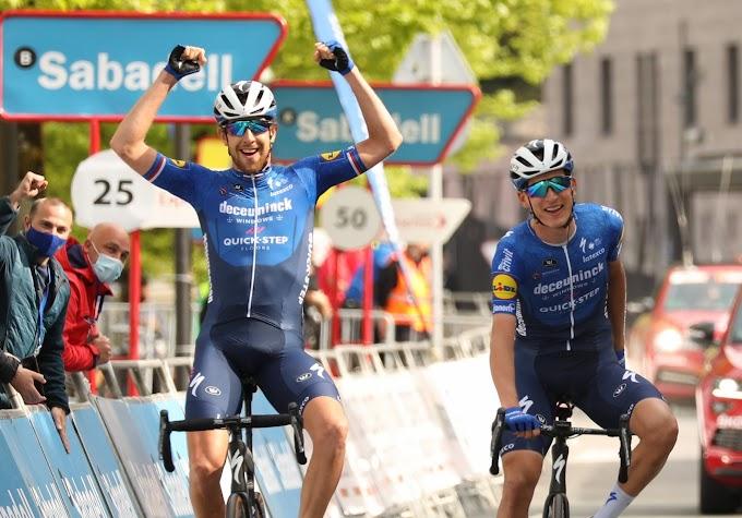 Las fotos de la 5ª etapa de la Vuelta al País Vasco 2021 - Fotos Ciclismo González