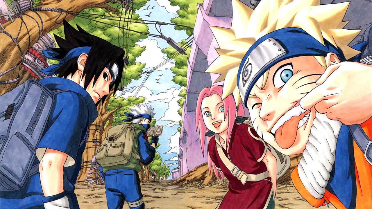 Naruto BD Batch Subtitle Indonesia