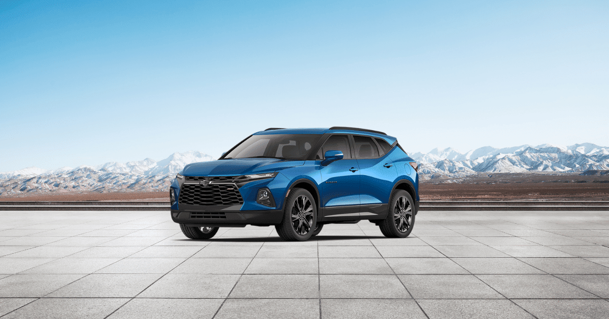 2020 Chevrolet Blazer 1LT Makes A Point With Its Outstanding Features