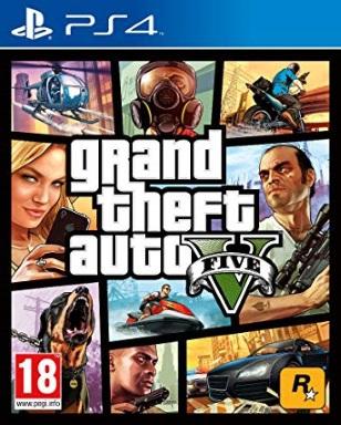 GTA V (gta 5) cusa 00411 PS4 | PS4 games mods tools