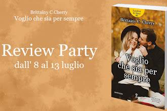 Review Party: Voglio che sia per sempre di Brittainy C. Cherry
