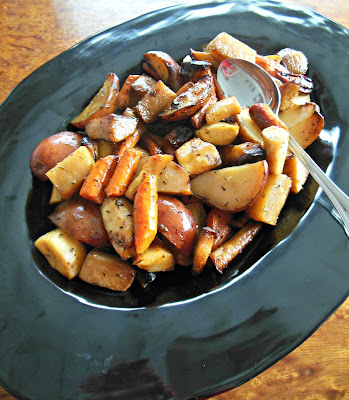 Roasted Root Vegetables, a top 10 favorite for 2016