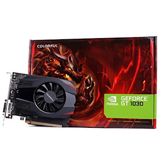 Colorful Nvidia GeForce GT1030 2GB GDDR5 64-Bit Graphic Card