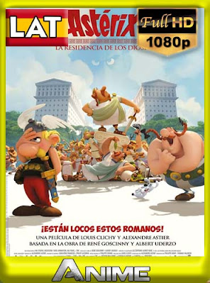 Astérix La residencia de los dioses (2014) Latino HD [1080p] [GoogleDrive] RijoHD