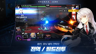 Download Counter Side Apk English