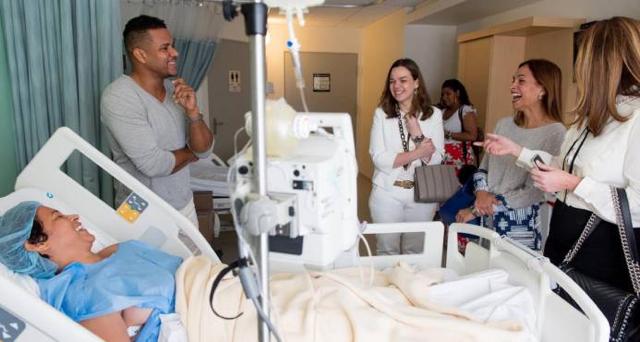 Realizan primer trasplante renal pediátrico en RD