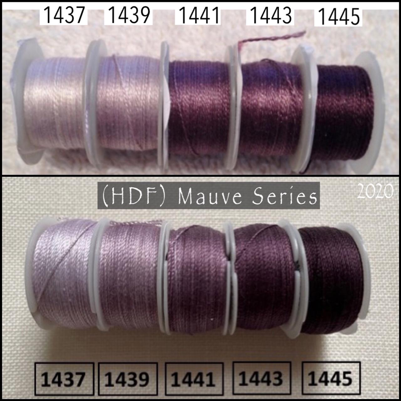 Mauve Series