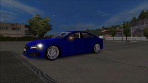 Car - Audi RS7 (alpha version)
