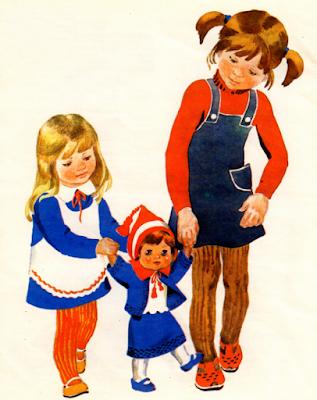 вязание для начинающих: одежда для куклы
