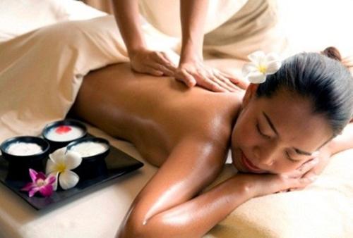 Cách giảm béo lưng bằng các động tác massage lưng mỗi ngày