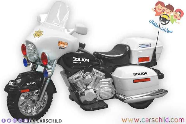 دراجات اطفال صغار شرطة