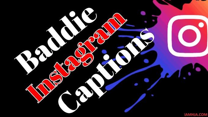 Unquie Baddie Instagram Captions Make Your Selfie Batter