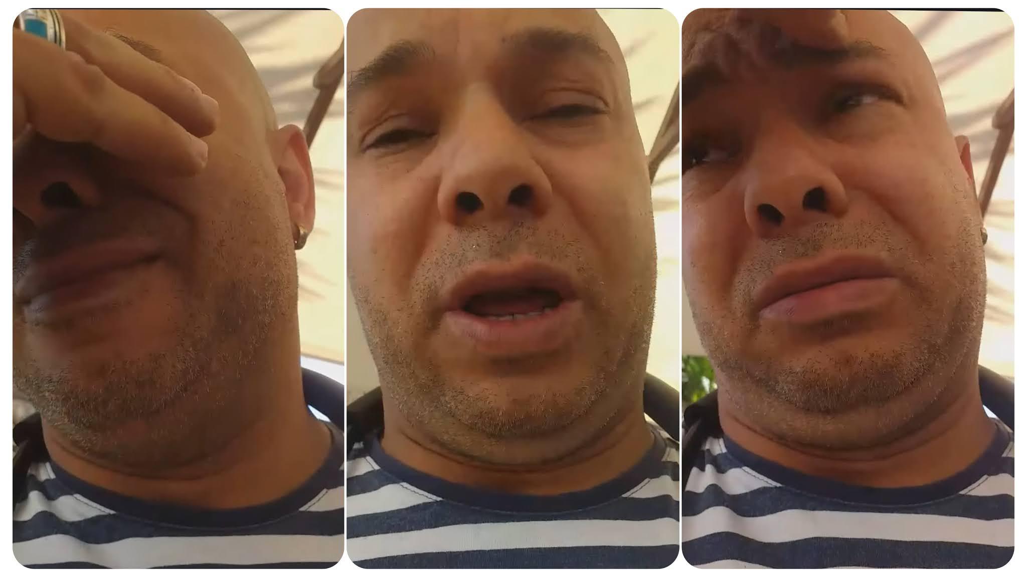 بالفيديو وليد النهدي يبكي على المباشر... و يكشف عن إصابته بمرض خطير و يطلب الاعتذار من هؤلاء؟