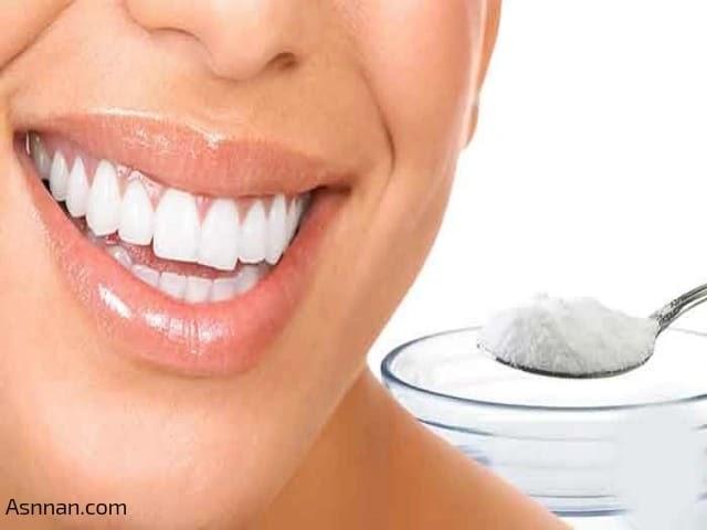 علاج تسوس الأسنان بالملح .