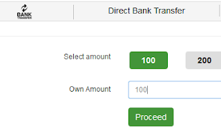 How To Fund Your Betway Account Using Bank Transfer