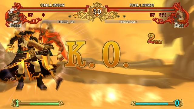 Battle Fantasia Free Download PC Games