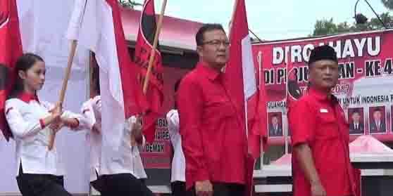 Baju Merah PDI-P Dikaitkan PKI, PDIP: Kami Bukan PKI